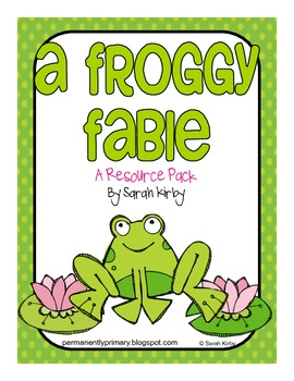 A Froggy Fable Resource Pack
