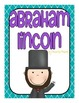 Abraham Lincoln Resource Pack
