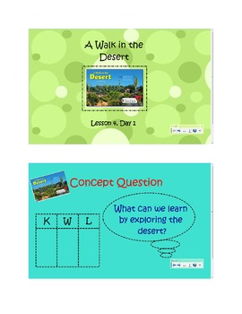 2nd Grade Reading Street Common Core Reading Slides (A Wal