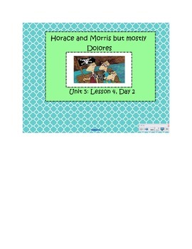 2nd Grade Reading Street Common Core Reading Slides (Horac