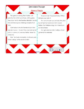 2nd Grade Reading Street Common Core Reading Slides (Scarcity)