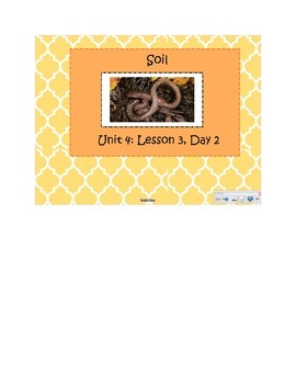 2nd Grade Reading Street Common Core Reading Slides (Soil)