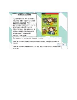 2nd Grade Reading Street Common Core Reading Slides (Tara and Tiree)
