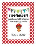 2nd Grade Reading Street Firefighter! Supplemental Materials