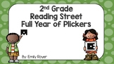 2nd Grade Reading Street Full Year of Plickers