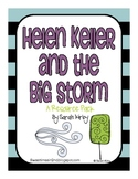 Helen Keller and the Big Storm Resource Pack