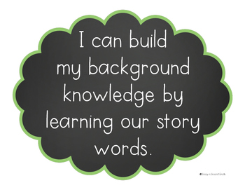 """2nd Grade Reading Street """"I Can"""" Statement Objective Posters"""