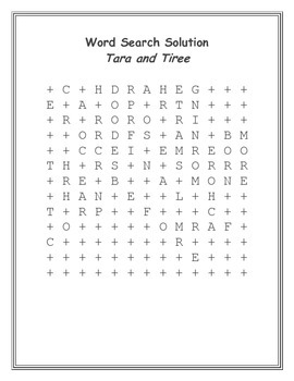 2nd Grade Reading Street Spelling Word Search Puzzles