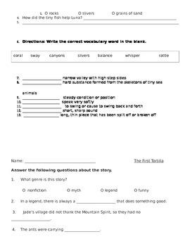 2nd Grade Reading Street Test* 2011 Series Book 2.2
