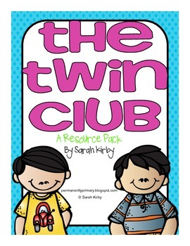 The Twin Club Resource Pack