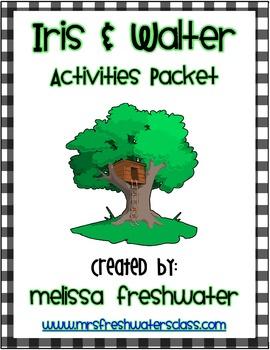 2nd Grade Reading Street Unit 1.1 Iris & Walter Activities Packet