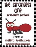 2nd Grade Reading Street Unit 1.5 The Strongest One Activities Packet