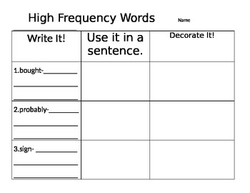 2nd Grade Reading Street Unit 2 Week 4: Dictionary Practice