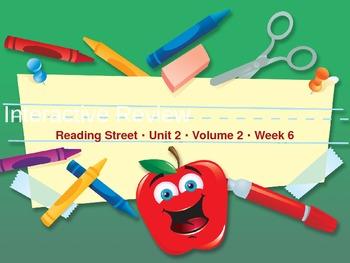 2nd Grade Reading Street Unit 2 Week 6