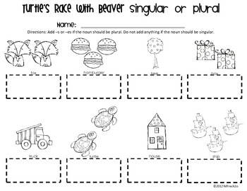 2nd Grade Reading Street Unit 2.3 Turtle's Race with Beaver Activities Packet