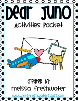 2nd Grade Reading Street Unit 3.2 Dear Juno Activities Packet