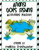 2nd Grade Reading Street Unit 3.3 Anansi Goes Fishing Activities Packet