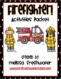 2nd Grade Reading Street Unit 5.1 Firefighters! Supplemental Activity Pack