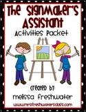 2nd Grade Reading Street Unit 5.5 The Signmaker's Assistant Supplemental Pack
