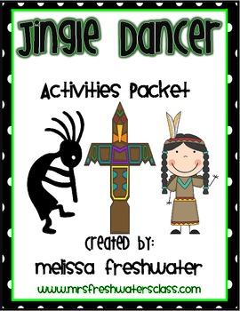 2nd Grade Reading Street Unit 6.5 Jingle Dancer Supplement