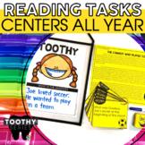 2nd Grade Reading Comprehension Toothy® Bundle