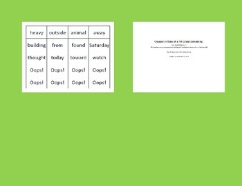 2nd Grade Reading Wonders Compare and Contrast Unit 4 Week 3