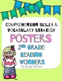 2nd Grade Reading Wonders Posters/Anchor Charts