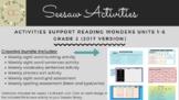 2nd Grade Reading Wonders Seesaw Activity Bundle - Units 1-6 (180 activities)