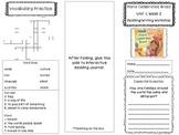 2nd Grade Reading Wonders Trifold - Unit 1, Week 2
