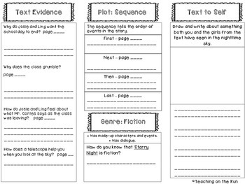 2nd Grade Reading Wonders Trifold - Unit 3, Week 2