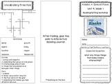 2nd Grade Reading Wonders Trifold - Unit 4, Week 1