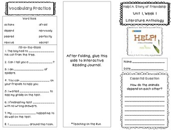 2nd Grade Reading Wonders Trifolds - ALL UNITS - All Stories/Texts