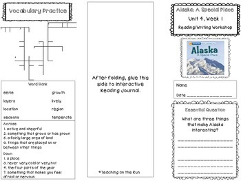2nd Grade Reading Wonders Trifolds - Unit 4 - All Stories/Texts