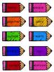 2nd Grade Reading Wonders Unit 4 Week 3 HFW Pencil Pairs