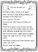 2nd Grade Reading Wonders Unit 6 Week 4 Guided Reading & Analytical Writing Pack