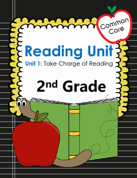 Common Core 2nd Grade Reading Workshop Lessons Unit 1: Taking Charge of Reading