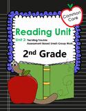 Common Core 2nd Grade Reading Workshop Mini Lessons Unit 2: Tackling Trouble