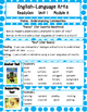 2nd Grade ReadyGen (2016) Focus Wall Posters Unit 1