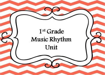 2nd Grade Rhythm Unit