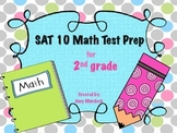 2nd Grade Math Standardized Test Prep