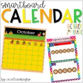 2nd Grade SMARTBoard Calendar ***Common Core Aligned*** for October