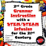 2nd Grade Grammar Instruction with a STEM/STEAM Infusion