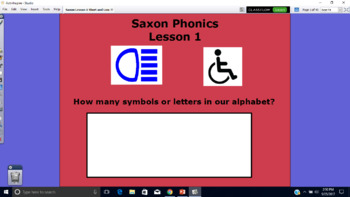 2nd Grade Saxon Lesson 1