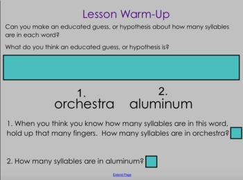 2nd Grade Saxon Phonics Lesson 19