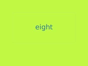 2nd Grade Saxon Sight Words