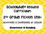 2nd Grade Schoolwide Reading Curriculum Activity Files Fic
