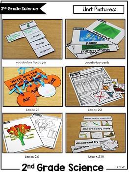 2nd Grade Science Curriculum Unit 2: Exploring Plant Life