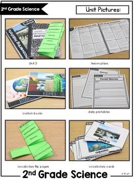 2nd Grade Science Curriculum Unit 3: Discovering Habitats