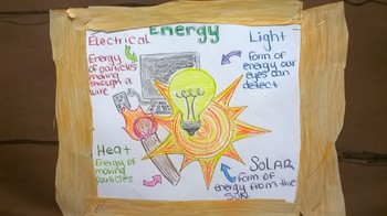 2nd Grade Science Study Guide ~ Forms of Energy
