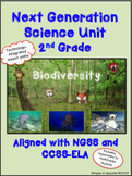 2nd Grade Science Unit: Biodiversity (NGSS/CCSS aligned)